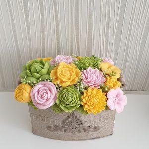 Jarní a letní kytice