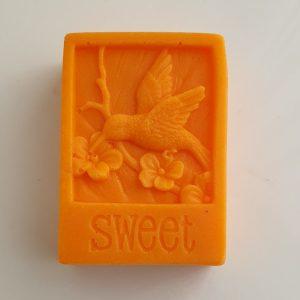 Oranžová mýdla