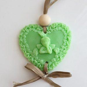 Zelená mýdla